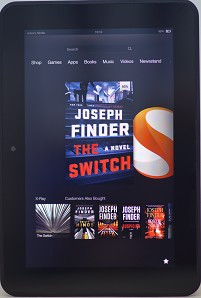 Amazon Kindle Fire HDX 32GB, Wi-Fi, 7 inch